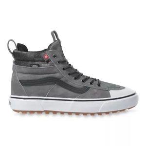 Vans Sk8-Hi MTE 2.0 DX Pewter True White Sneakers